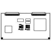 S1C63658 Additional Board for PRC Develp