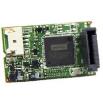 128GB SATADOM-SH Type C horizontal MLC 0..+70C