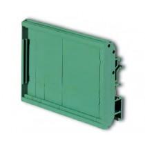 Trägermodule für DIN-Schiene, Träger