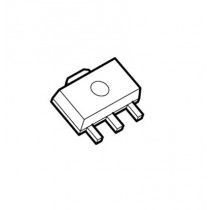 3 Terminal Positive Voltage Reg. 8V SOT-89-3