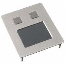 Touchpad Unit, stainless steel carrier, panel mount, IP68 USB&PS/2