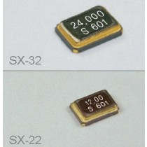 Crystal 32MHz 30pF 30ppm -10..60°C SMD T&R