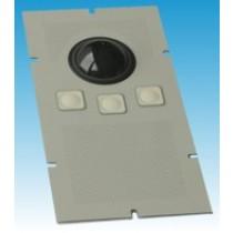 Trackball 38mm Panel mount PS/2