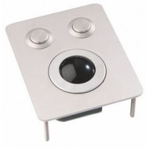 Trackball Unit 25mm IP65 USB&PS/2