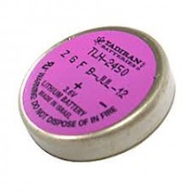 Lithium-Batterie TLH-2450 3,6V/0.5Ah with disc