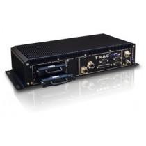 EN50155 certified fanless Network Video Recorder, Atom E3845, 2GB DDR3, 8GB eMMC