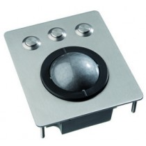 Trackball Unit 50mm IP65 USB&PS/2 IEC60945