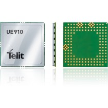 Interface Board zu Telit EvalKit2 und UE910 Modul