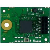 USB Flash Drive Module, U-400, 16 GB, SLC Flash, -40°C to +85°C, 2.54mm
