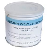 Wärmeleitpaste siliconfrei, 250 gr. Dose