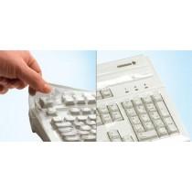 CHERRY WetEx Schutzfolie zu Keyboard KC 1000 SC (Euro 105 Tasten)