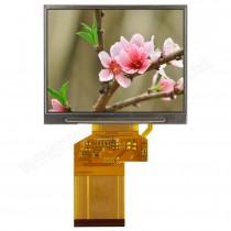 """TFT 3.5"""" Panel + Control Board (16 Bit) 420 nits, Transmi, Resolution 320x240"""