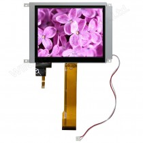 "TFT 5.7"" Panel + RTS, 350 nits, Transmi, Resolution 320x240"