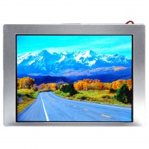 "TFT 5.7"" Panel + Power Board + RTS,6:00 view direction, 350 nits, Transmi, Resolution 320x240"