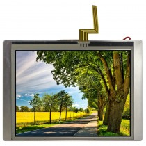 "TFT 5.7"" Panel + Power Board +CTS, 6:00 view direction, 400 nits, Transmi, Resolution 320x240"