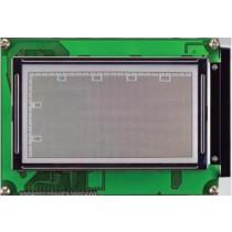 LCD 240x128,LED BL white, STN Neg, Tansmi, blue, WT, 6:00