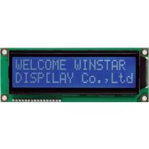 LCD 16x2, W-LED, STN bl, Tansmi, WT, 6:00 EN/EU