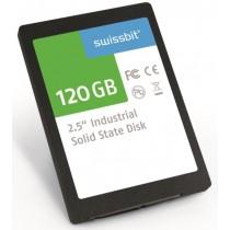 """Serial ATA Solid State Drive 2,5"""" 120GB e-MLC,0..+70C"""