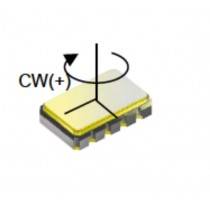 XV7001BB49.6AB Gyro Sensor Z SPI I2C 3V 49.6kHz +/-100°/s -20..80°C Bulk (Vinyl)