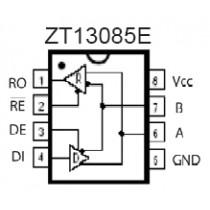 Half Duplex 1D/1R 2.5Mbps, For Power Meter Appl.
