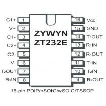 RS232 5V Transceiver 2D/2R
