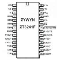 3V RS232 Trasceiver, High Data Rate 1,000kbps