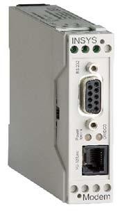 Wählleitungsmodem, ohne USB Anschluss, mit seriellem Anschluss RS232
