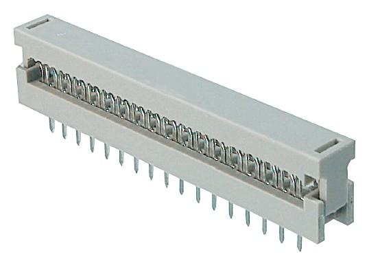 Leiterplattenverbinder 64 pol. Lötversion