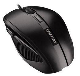 CHERRY Mouse MC 3000 USB corded optical schwarz 5 buttons