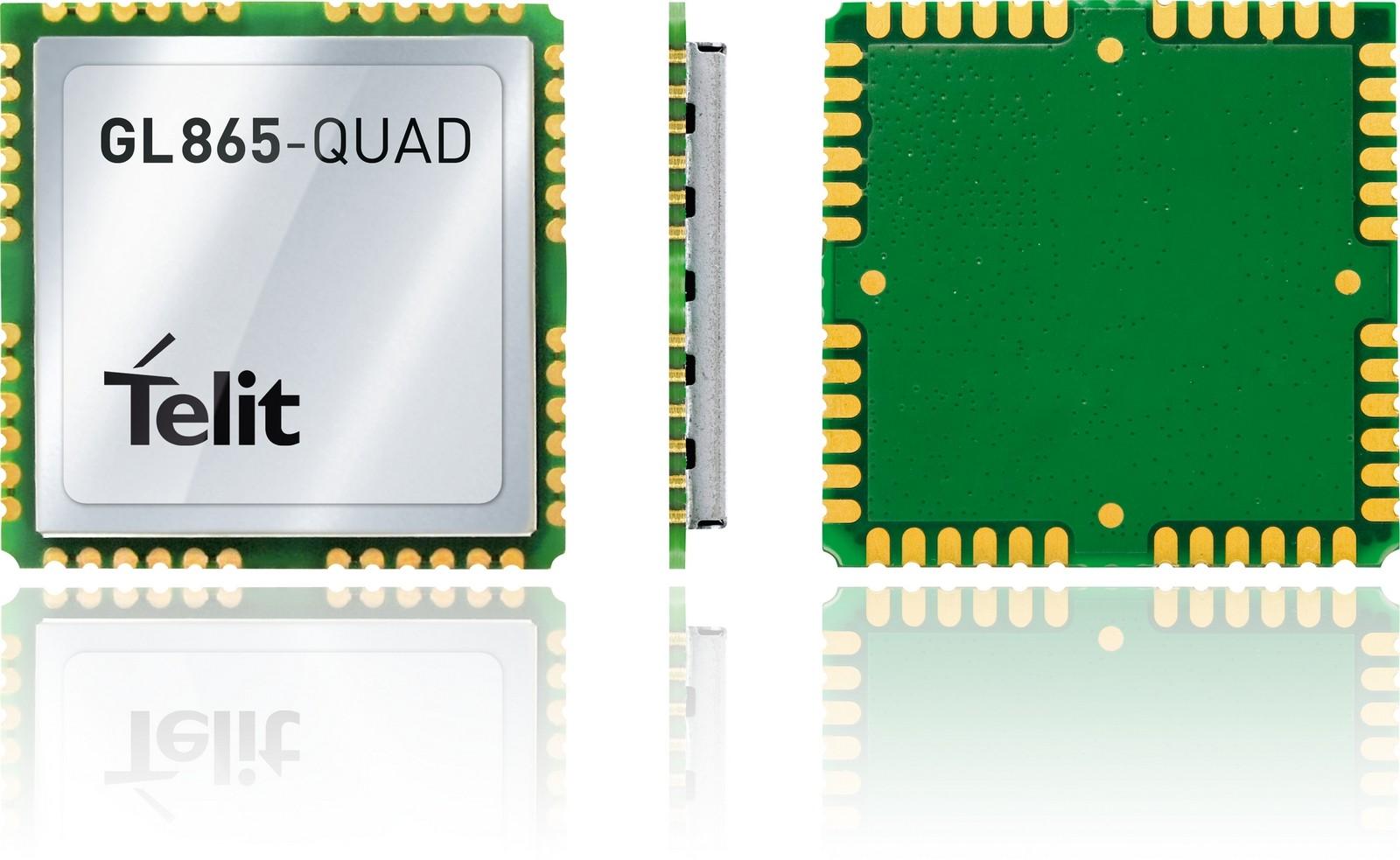 GSM/GPRS Modul 24.4x24.4x2.7 LCC