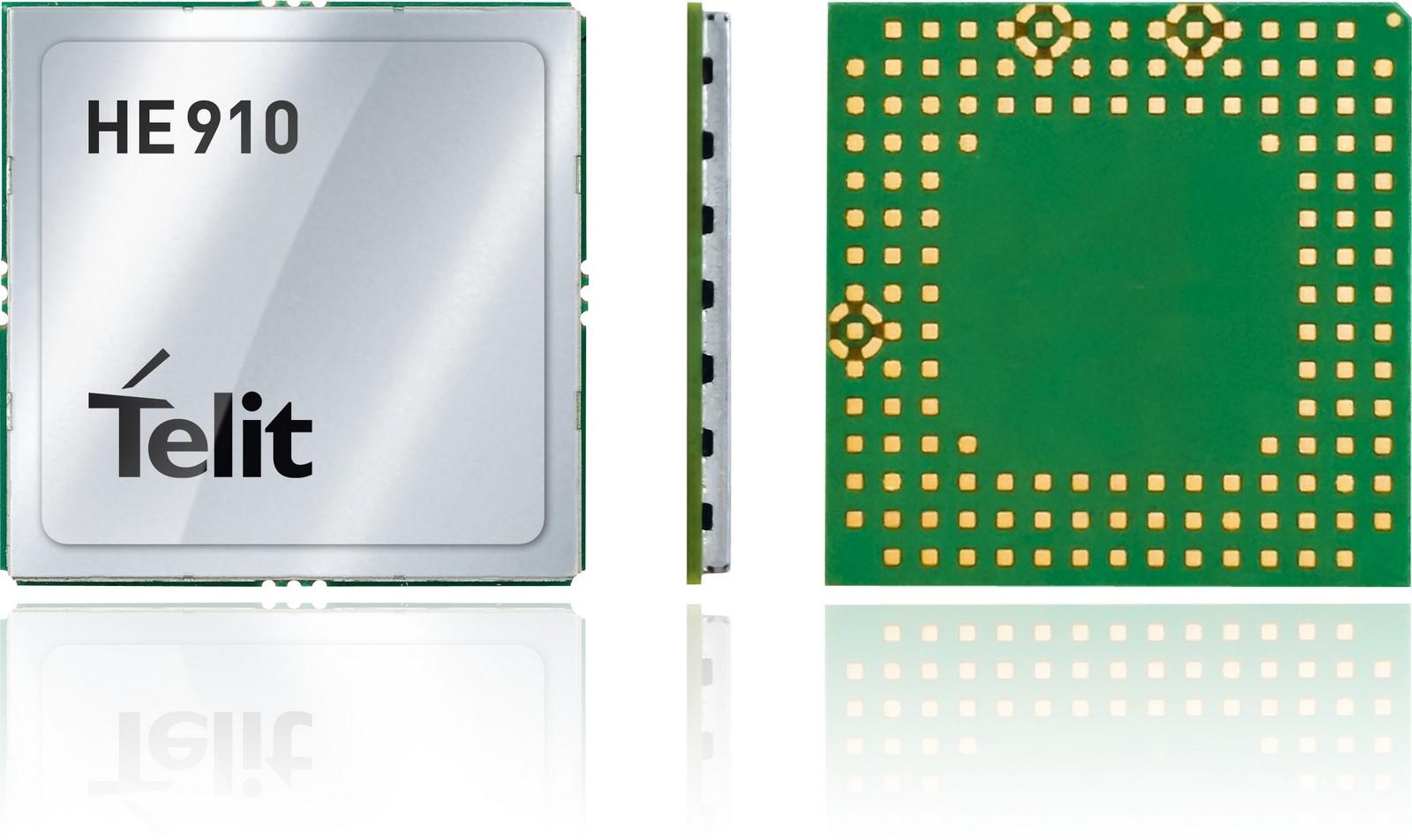 HE910 UMTS World Modul Data