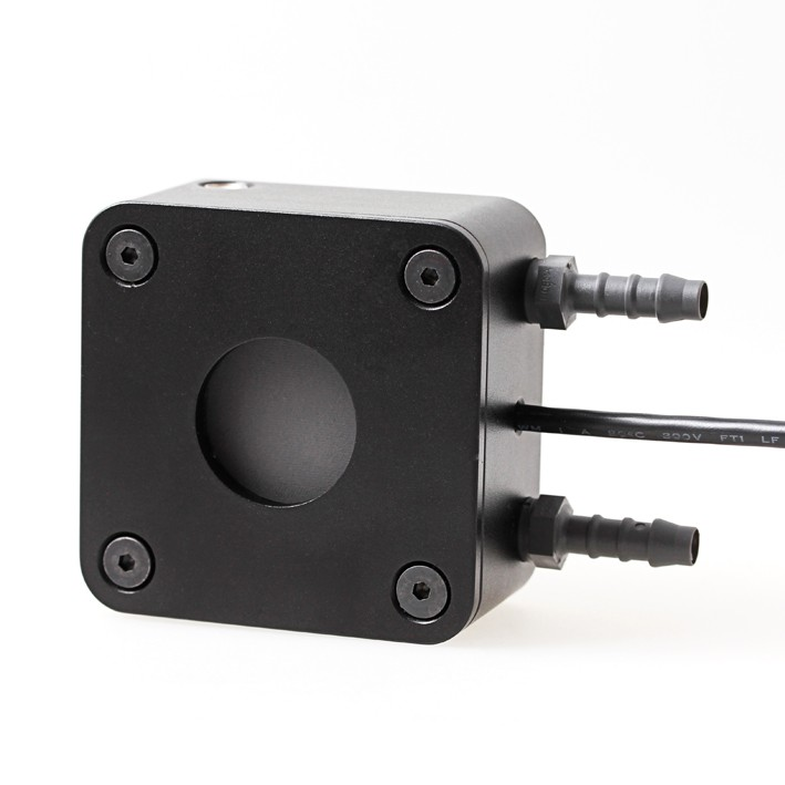 Housed 100W power sensor with electronics