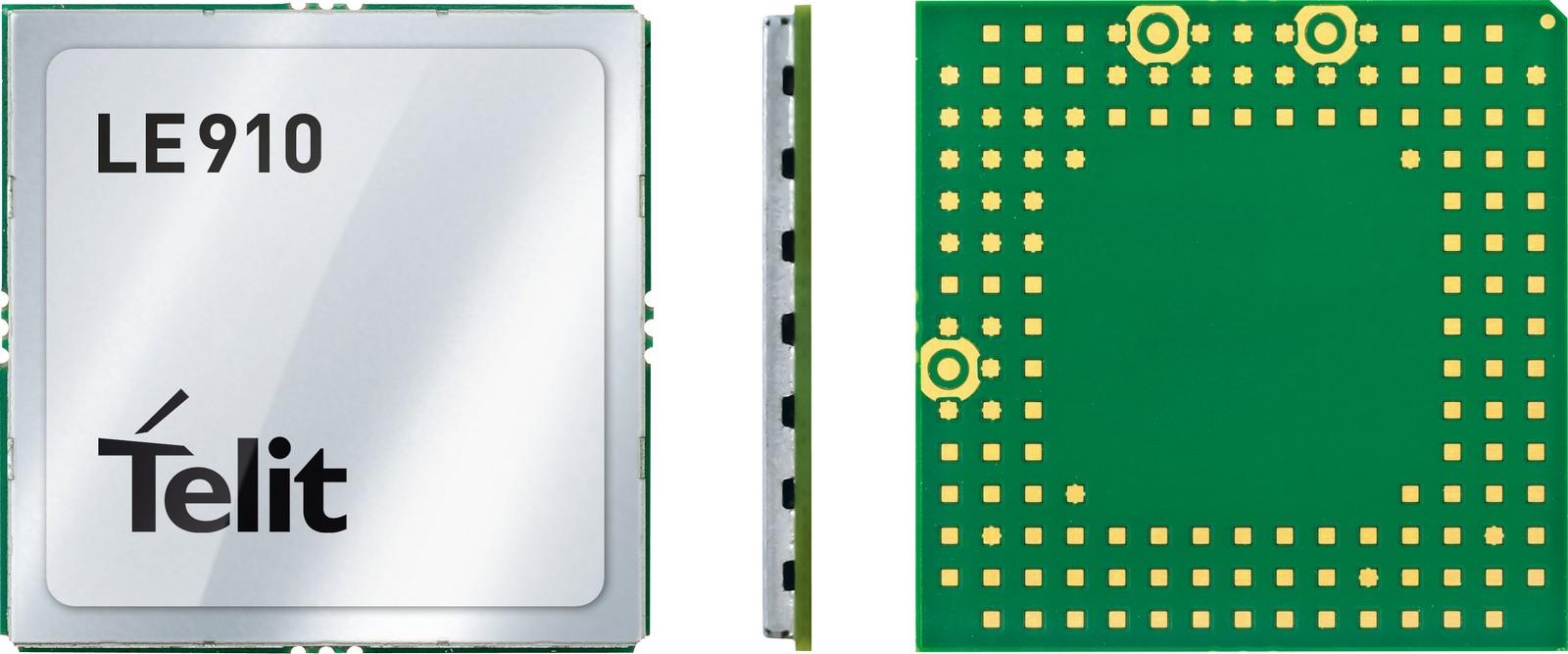 LTE EUROPA V2 CAT4 Modul 20.00.405