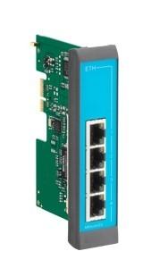 MRcard with 4 LAN ports