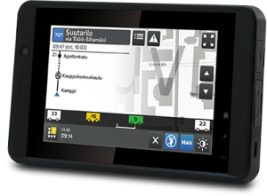 "Rugged Tablet 7"" TFT, Win10 IOT, 400 nit, Intel Atom x5-Z8350 1.92 GHz, MIL-STD-810G-514.6, IP65"
