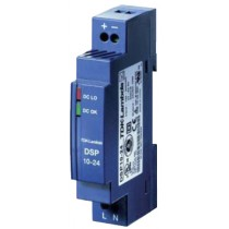 Power supply AC/DC, 24V, DIN-Rail, 90 - 264VAC; 120 - 370VDC; Input Frequency 47 - 63Hz
