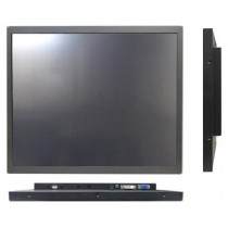 "17"" Industrial Panel-Display,1280x1024, 500cd/m2, PCT,4:3,USB"