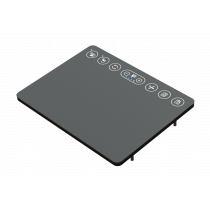 "Touchpad 6"" Panel-Mount USB"