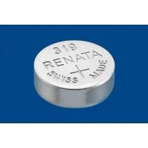 Silberoxyd-Batterie 1,55V/21 mAh, Ind. Bulk