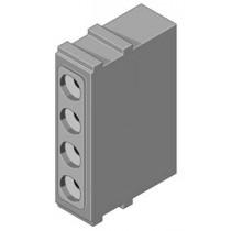 MAC Isolierkörper 4-pol Hochspannung
