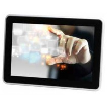 "10.1"" WXGA Multi Touch Display, VGA, DVI-D, IP65 aluminum front bezel"
