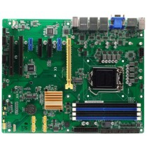 ATX Industrial Motherboard C246A 8th/9th Gen. Intel® Core™ Processor, DDR4 DRAM,