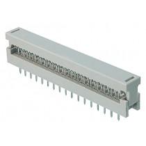 Leiterplattenverbinder 34 pol. Lötversion