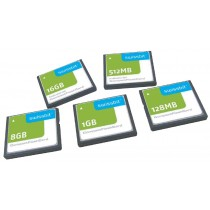 CompactFlash 4GB mit SMART  fix / removable UDMA -40..+85C C-320