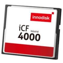 128MB CF iCF4000 SLC W/T-40..+85C