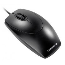 CHERRY Mouse USB+PS/2 optical schwarz, bulk