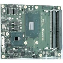 COM Express® basic, Intel® Core i5-7440EQ, 4x2.9GHz, 2x DDR4 SO-DIMM