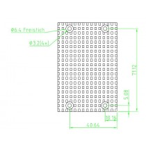 COM Express® mini Universal Passive Cooler Slim for Heatspreader Mounting