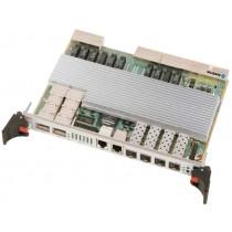 6U, 4HP Gigabit Ethernet Switch Copper Version