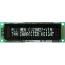 VFD Module, 20x2 with 7mm Character Height